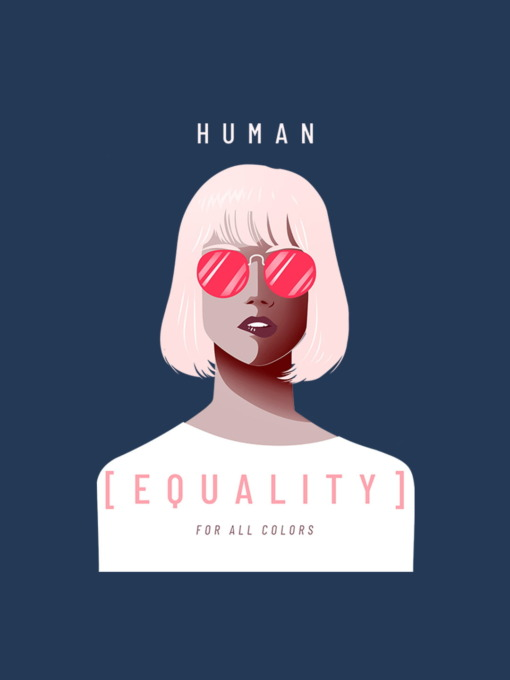 Human Equality For All Color Hoodie 1